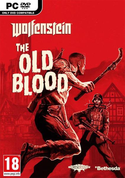 Wolfenstein The Old Blood German Uncut Edition – x X RIDDICK X x