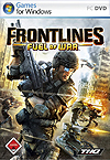 Frontlines - Fuel of War Deutsche  Texte Cover