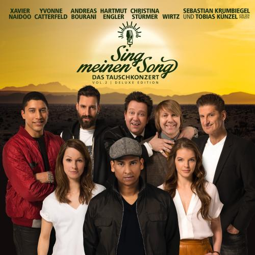 VA - Sing meinen Song - Das Tauschkonzert Vol. 2 (Deluxe Edition) (2015)