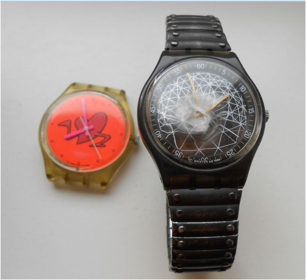 swatch solar 1995 herrenuhr unisexuhr damenuhr sonnenenergie swiss made sammler ebay. Black Bedroom Furniture Sets. Home Design Ideas