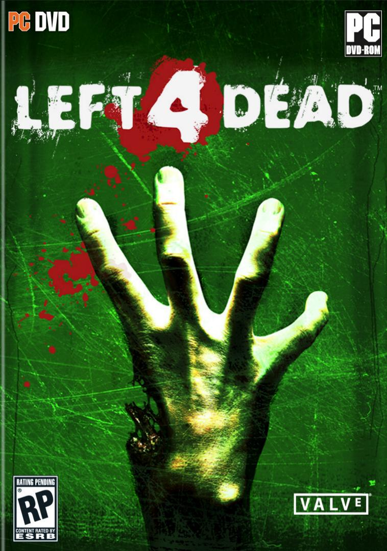Left 4 Dead *NonSteam* Deutsche  Videos Cover
