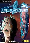 Homeworld 2 Deutsche  Texte, Untertitel, Menüs, Stimmen / Sprachausgabe Cover