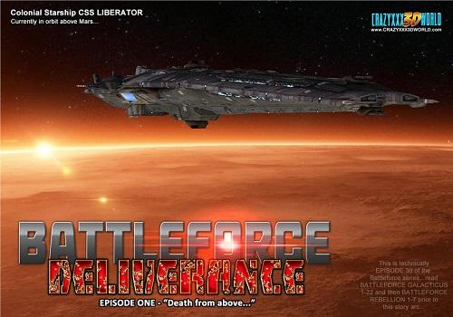 Jag27 – Battle Force Deliverance 1-4