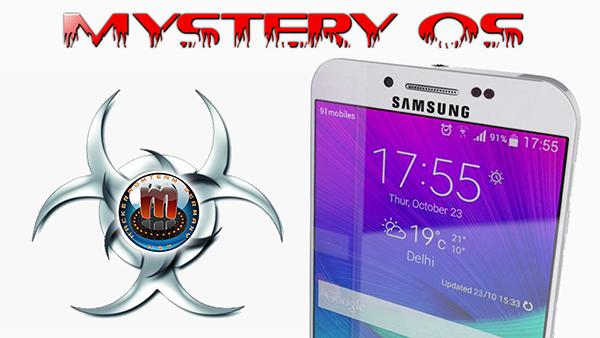Rom Custom][Android 5 1 1] Mystery OS - Galaxy S6 Edge SM-G925F