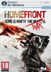 Homefront Deutsche  Texte, Untertitel, Menüs, Videos, Stimmen / Sprachausgabe Cover