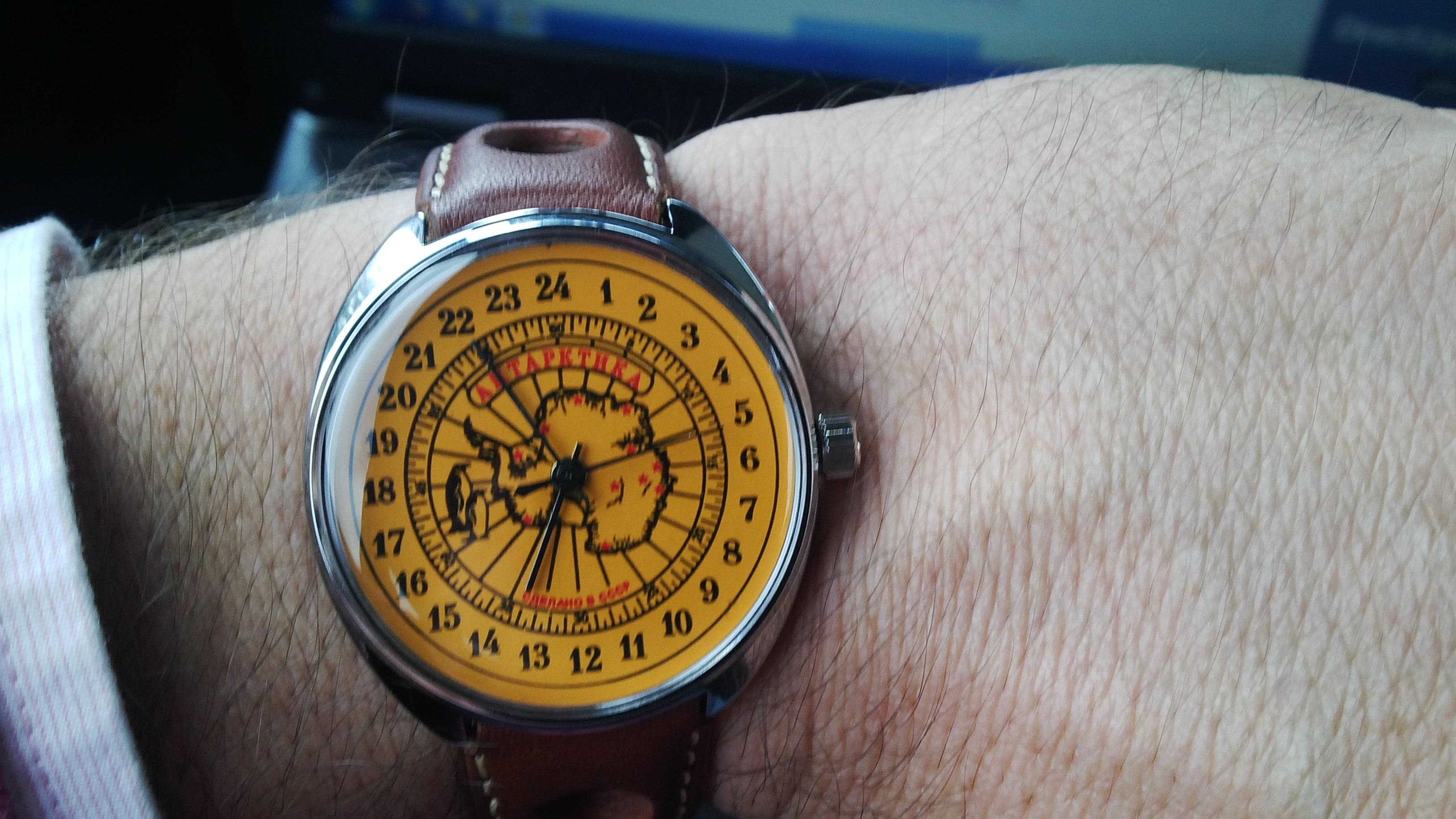 13ff642f4f8c Habria que tener un horas del mundo o un GMT con triple bisel para saberla !