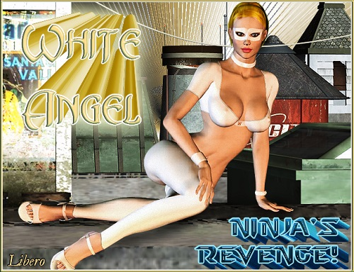 Libero - White Angel in Ninja's Revenge