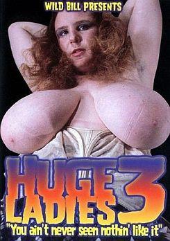 Huge Ladies 3 Cover
