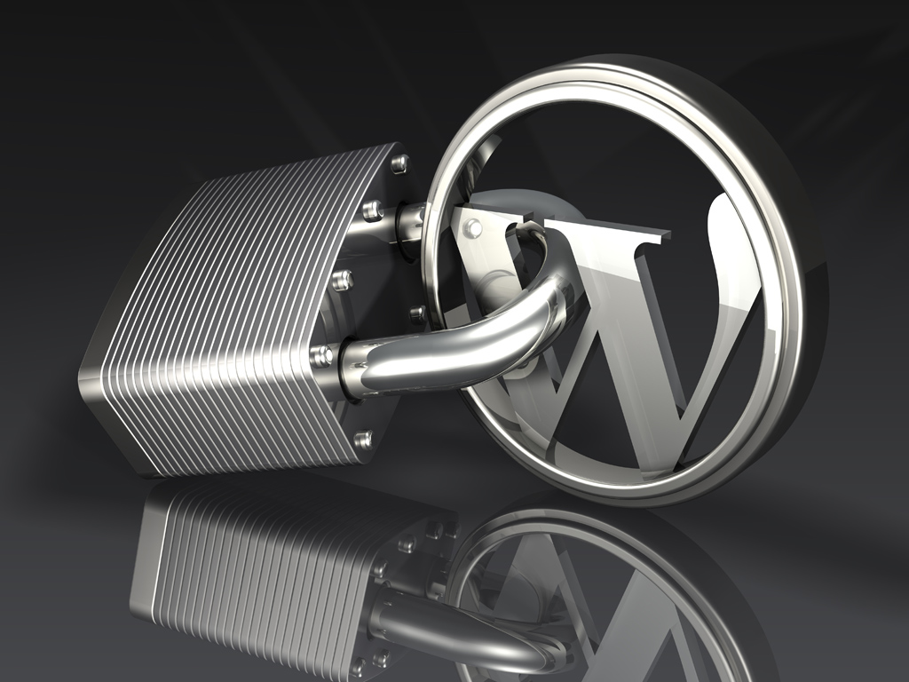 Lock WordPress