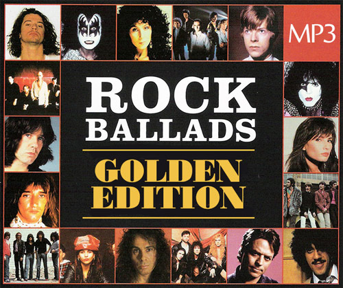 Rock Ballads - Golden Edition (2015)