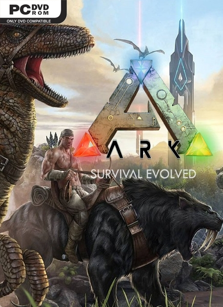 ARK Survival Evolved Early Access Incl Update v.225.3 – x X RIDDICK X x