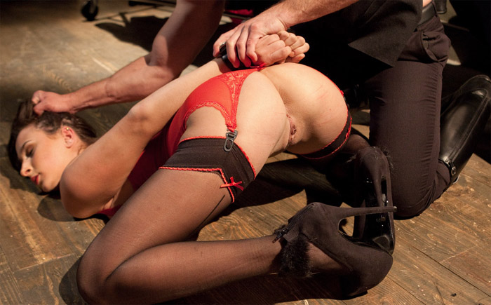 Sex And Submission - Ashley Adams - The Directors Cut WebRip (2015)