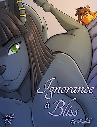 Kadath – Ignorance is  Bliss