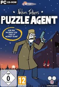 Puzzle Agent Deutsche  Texte, Untertitel, Menüs, Videos Cover