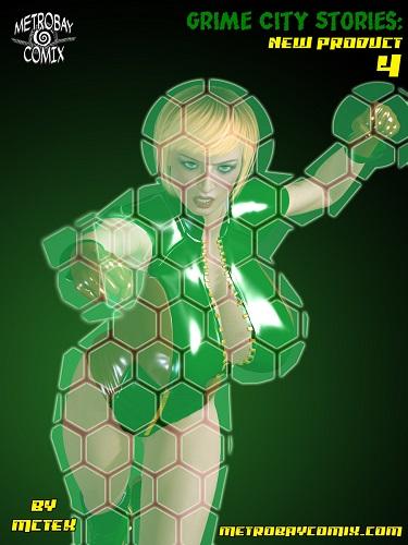 Metrobaycomix - Grime City Stories – New Product 1-4 - 3D Porn Comic, Big Tits Download Comics