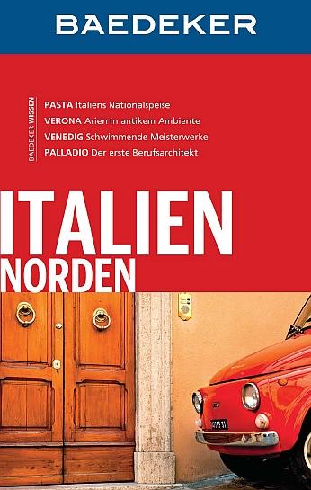 Baedeker - Reiseführer - Italien Norden