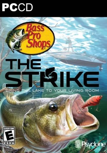 Simulation bass pro shops the strike ind for Bass pro shop fishing license