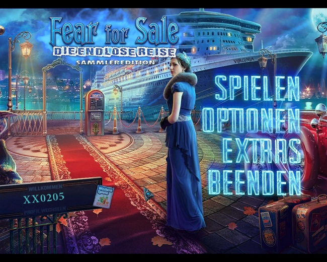 Fear for Sale 6: Die endlose Reise Sammleredition [DE]