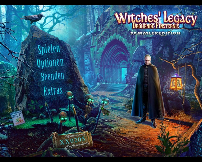 Witches' Legacy 5: Drohende Finsternis Sammleredition [DE]