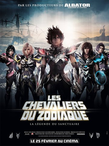 Les Chevaliers du Zodiaque - La Légende du Sanctuaire [FRENCH] [BDRiP]