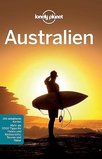 Reisehandbuch - Lonely Planet - Australien