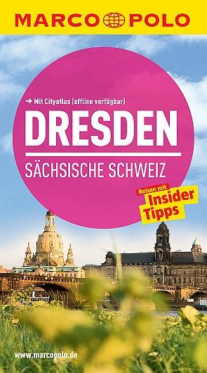 Marco Polo - Reiseführer - Dresden & Sächsische Schweiz