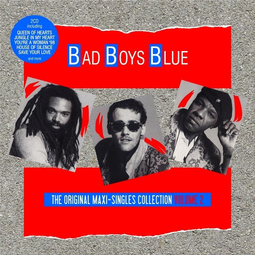 Bad Boys Blue - The Original Maxi Singles Collection Vol.2 (2015)