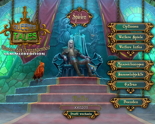 Queen's Tales 2: Sünden der Vergangenheit Sammleredition [DE]