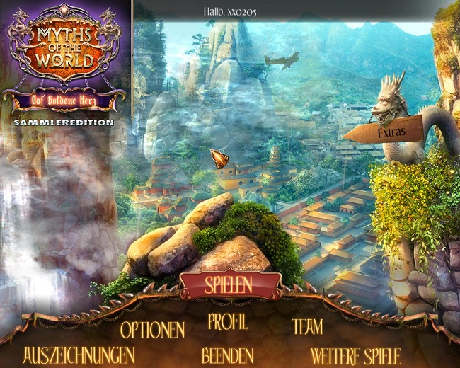 Myths of the World 6:Das Goldene Herz Sammleredition [DE]