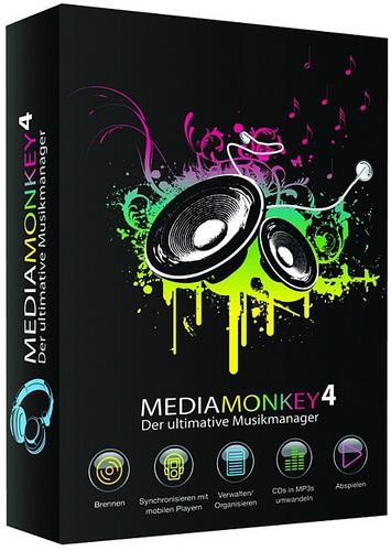 download MediaMonkey 4.1.10.1778 Final