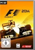 F1 2014 Deutsche  Texte, Untertitel, Menüs, Videos, Stimmen / Sprachausgabe Cover