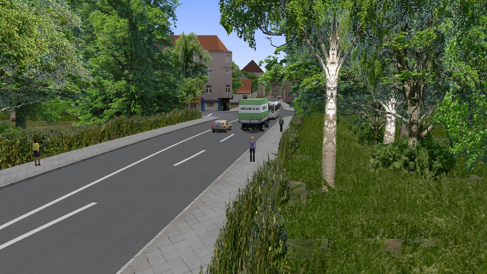 Try These Omsi 2 Sauerland Map {Mahindra Racing}