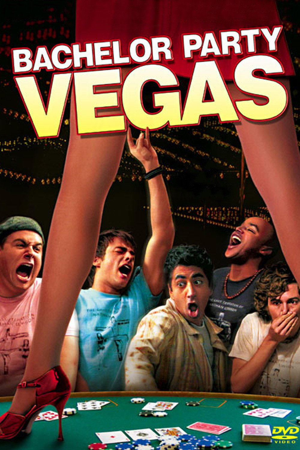 Bernvakaris Las Vegase / Bachelor Party Vegas (2006) online