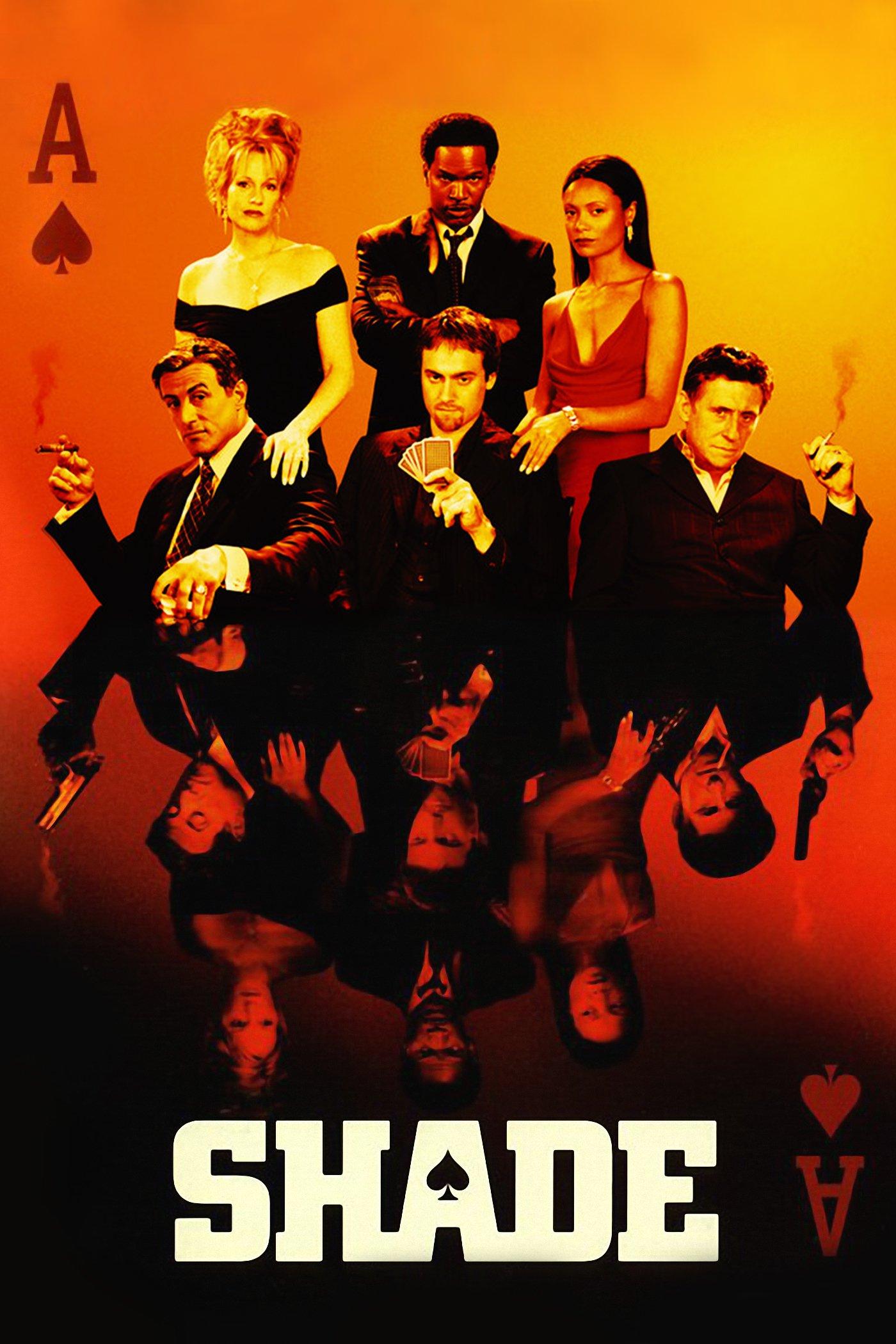 Pokeris / Shade (2003) žiūrėti online
