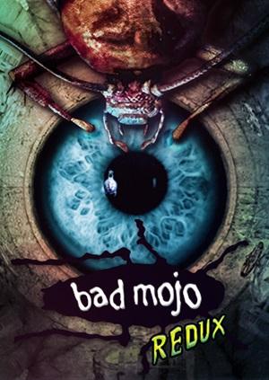 Bad Mojo Redux  Deutsche  Menüs, Videos, Stimmen / Sprachausgabe Cover