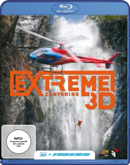 Vemfshea in Extreme Canyoning 2013 3D 1080p Bluray HOU x264 DL
