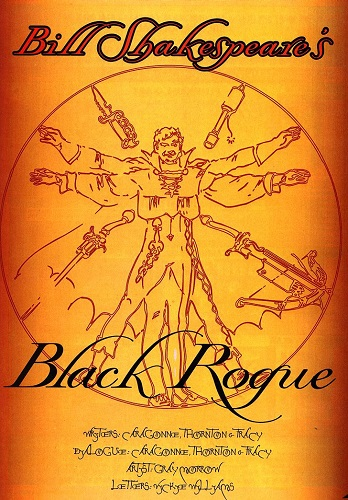Gray Morrow – Bill Shakespeare's Black Rogue