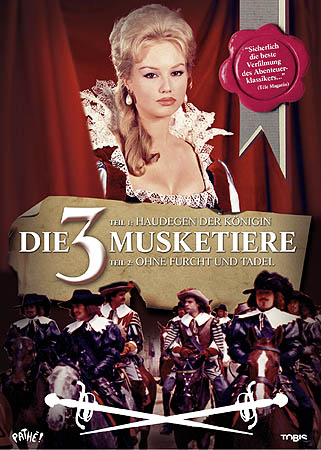 Zjmeou38 in Die drei Musketiere 1961 German DVDRip x264