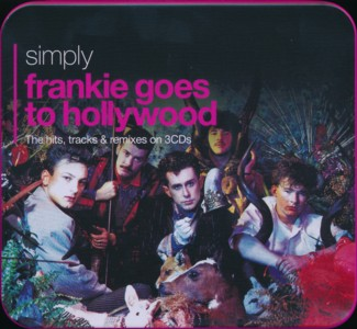 Frankie Goes To Hollywood - Simply (The Hits, Tracks & Remixes) (3CD) (2015)