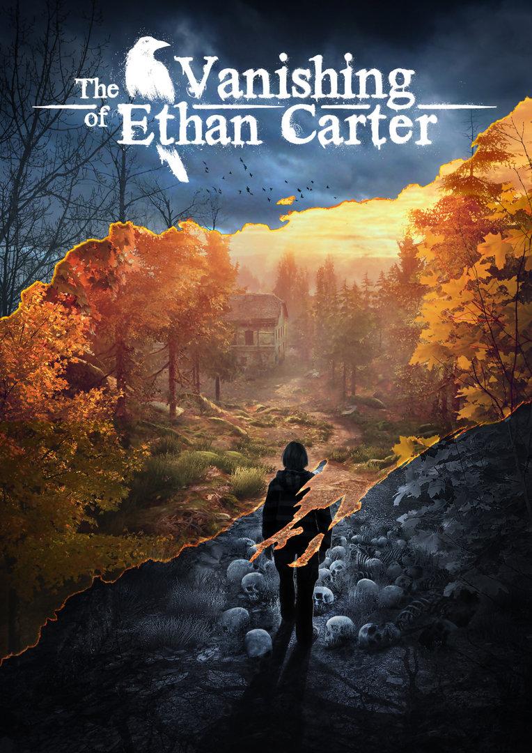 The Vanishing of Ethan Carter Deutsche  Texte, Untertitel, Menüs Cover