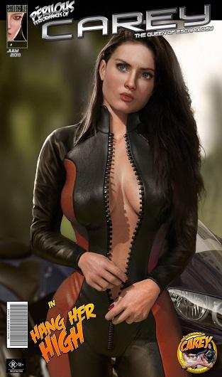 Carey – The Queen of Escapeology – Hang Her High