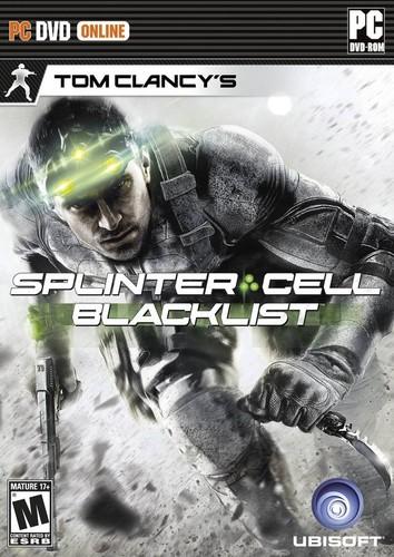 Splinter Cell: Blacklist Deutsche  Texte, Untertitel, Menüs, Videos, Stimmen / Sprachausgabe Cover