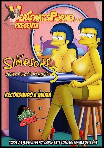 Croc –  Los Simpsons 1-3