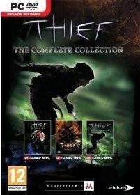 Thief: The Complete Collection Deutsche  Texte, Untertitel, Menüs, Videos, Stimmen / Sprachausgabe Cover