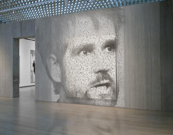 Ralph Ueltzhoeffer das Schlingensief Portrait