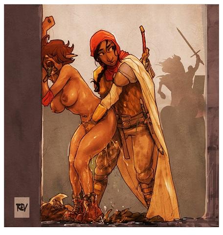 Artist – RupertEverton - Artwork, Porn Comics Comics Galleries
