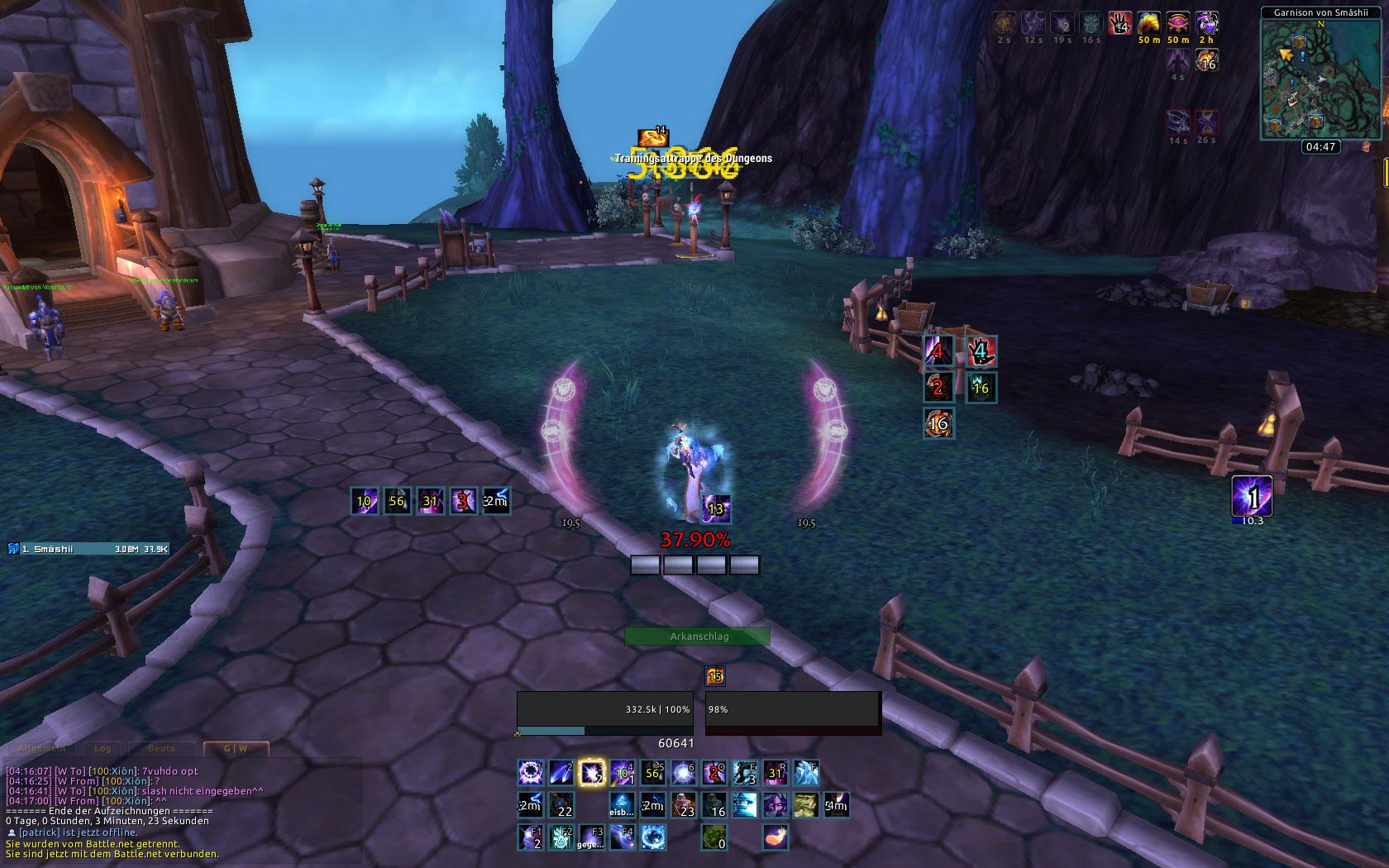 Postet euer Interface #7 - World of Warcraft-Foren