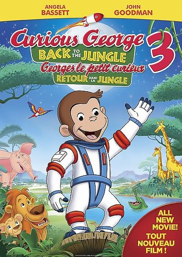 Curious George 3: Back To The Jungle FRENCH DVDRiP