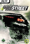 Need for Speed: ProStreet Deutsche  Texte, Untertitel, Menüs, Videos Cover
