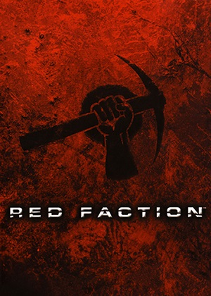 Red Faction Deutsche  Texte, Untertitel, Menüs, Videos, Stimmen / Sprachausgabe Cover